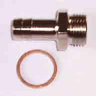 Schlauchnippel 1/2 x AG 13 mm