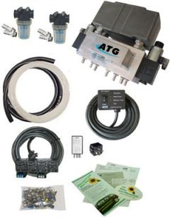 Pflanzenöl-Umrüstsystem 12/24 V - bis 1000 kW Motorleistung