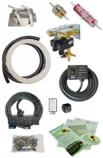 Pflanzenöl-Umrüstsystem 12/24 V - bis 100 kW Motorleistung