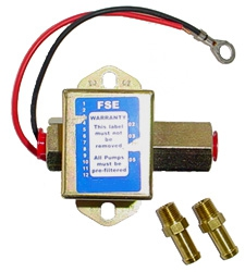 Elektrische Kraftstoffpumpe 24 V 120 l/h 0,48 bar