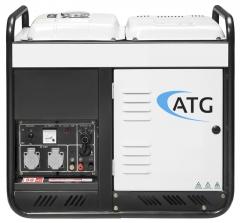 Pflanzenöl Multifuel Generator 3 KVA transportabel