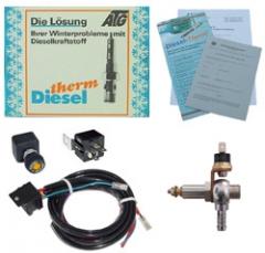 ATG Diesel-Therm 12V - Schraub-/Filterversion für Filtereingang