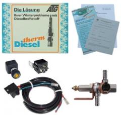 ATG Diesel-Therm 12V - Universalversion für starre Leitung