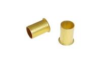 Verstärkungshülse für PA Kraftstoffleitung ID 08 mm, Messing