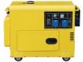 Pflanzenöl Multifuel Generator 6 KVA 1-phasig 230V inkl. Start/Stop Fernstartfunktion über 2-Draht-Leitung (potentialfreier Kontakt)