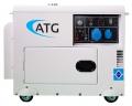 Pflanzenöl Multifuel Generator 6 KVA 1-phasig, 230V