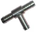 T-Stück 08 mm, Messing